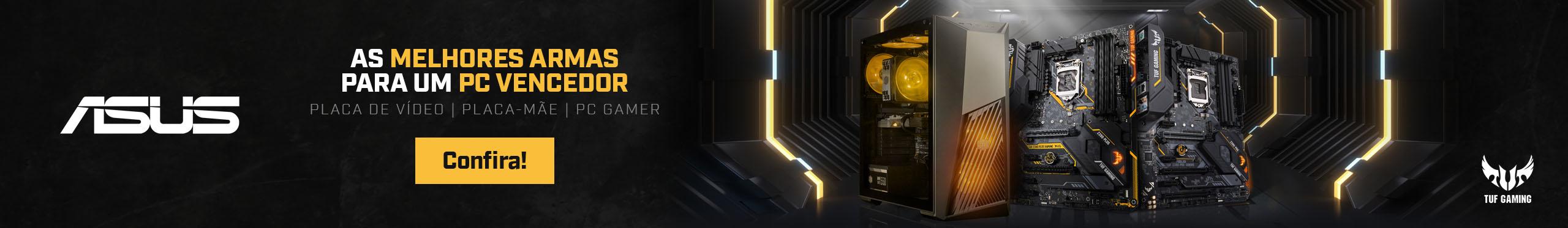 Campanha - TUF Gaming