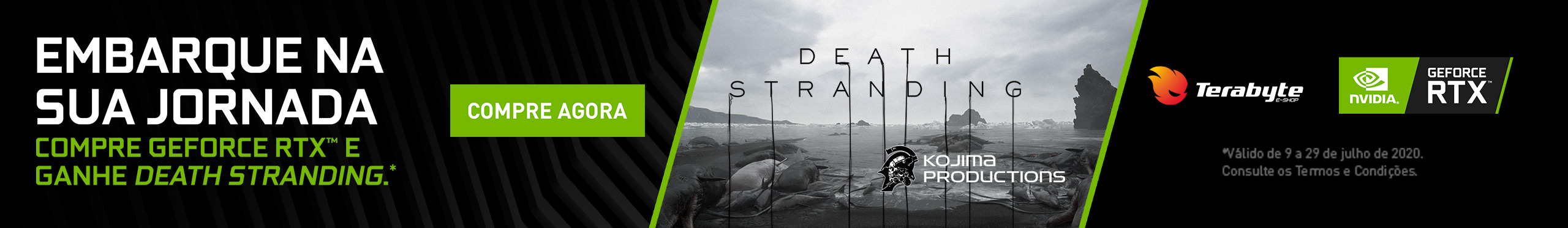 RTX - Death Stranding