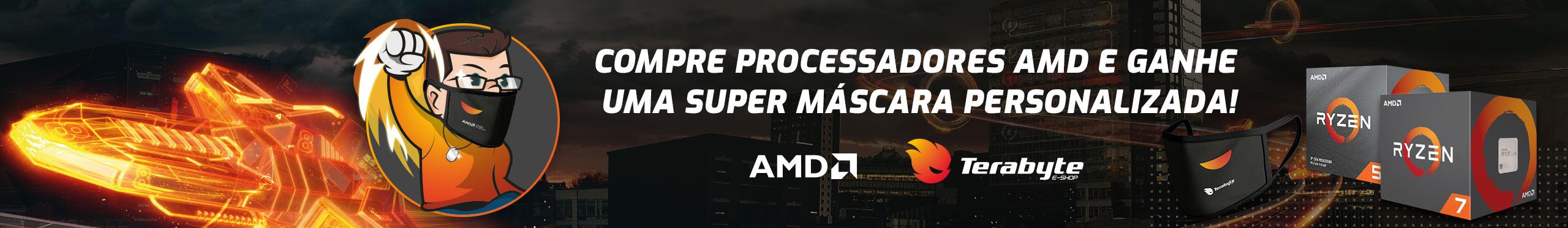 Ganhe masacara AMD