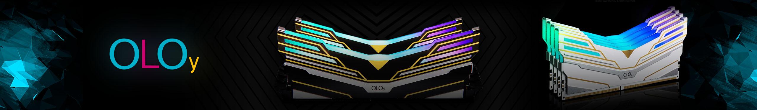 Memórias OLOy - Design inovador - Confira!