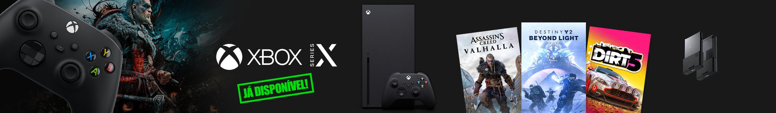 Xbox Series X o Console mais Potente que você já viu!