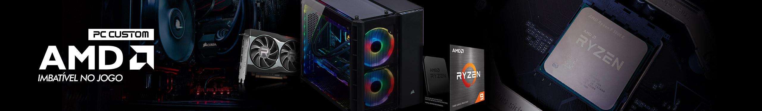 AMD - Imbatível no jogo - Acesse!