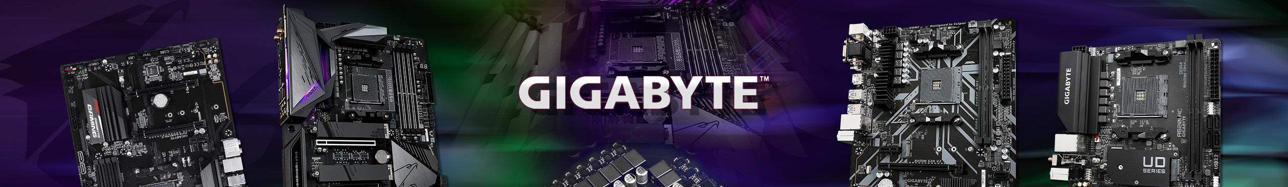 Banner Gigabyte