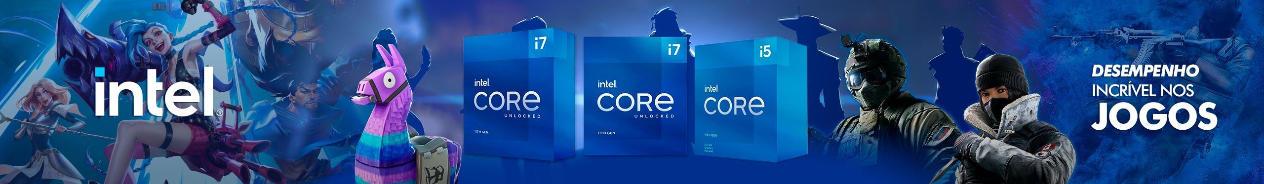 Banner Intel 11TH geração