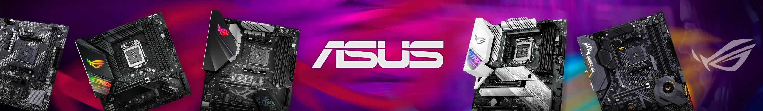 Banner MOBO Asus - Maio 2021