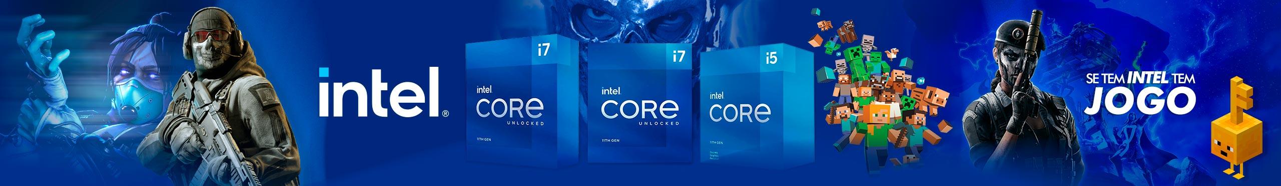 Banner Intel 11th Geração - Maio 2021