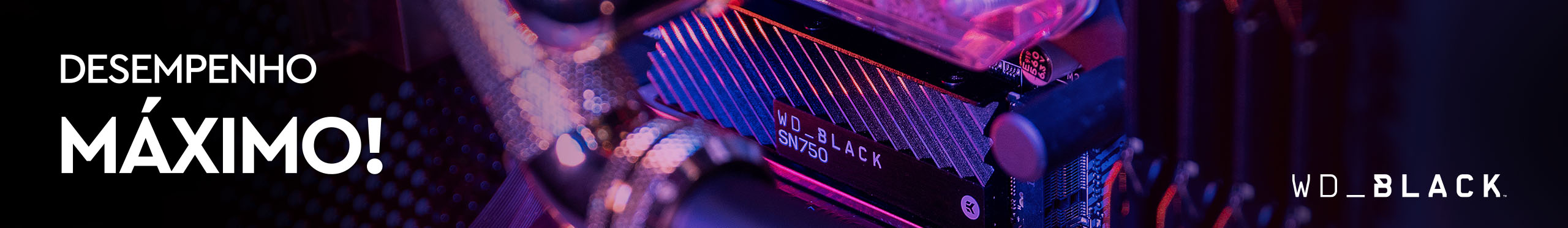 SSD WD Black