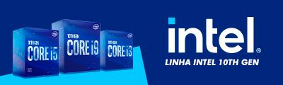 Intel 10th Geração - Julho 2021 mobile