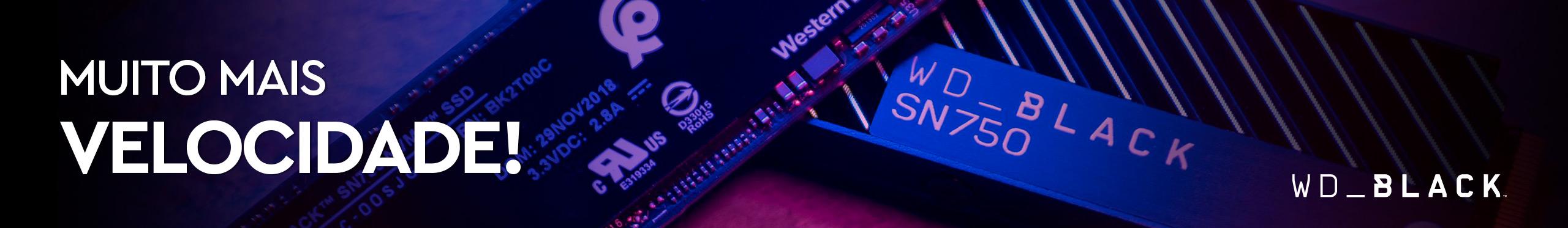 SSD WD Black SN750