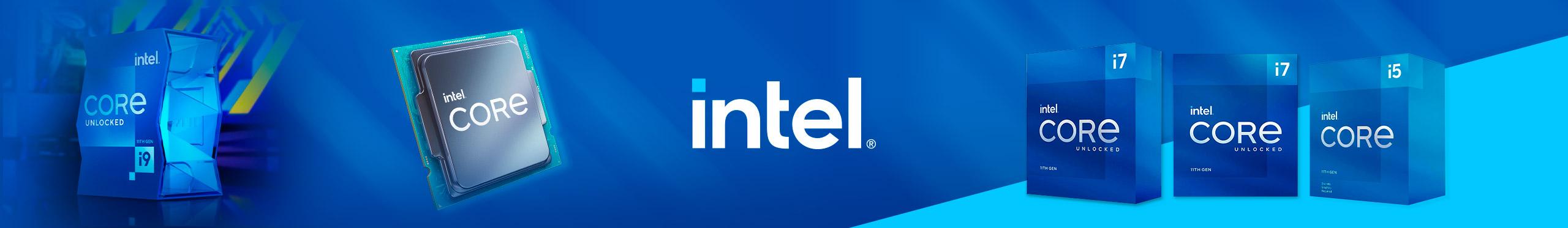 Domine o seu jogo com os processadores Intel 11th.