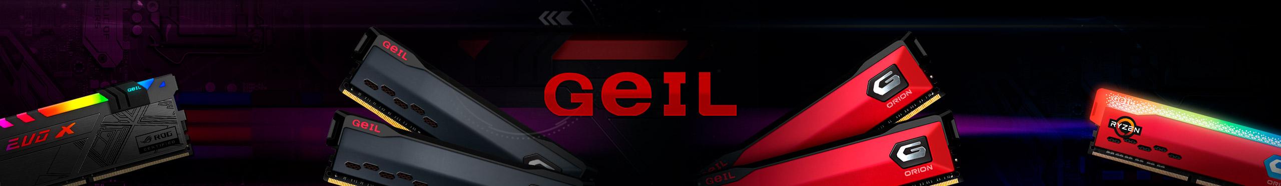 Um PC com Memória Geil é um PC mais veloz!