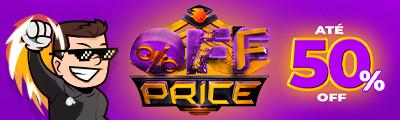 Os preços estão lá em baixo! Saldão de ofertas, com até 50% de desconto é só na Off Price TerabyteShop.