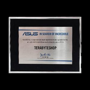 Prêmio Terabyteshop Asus