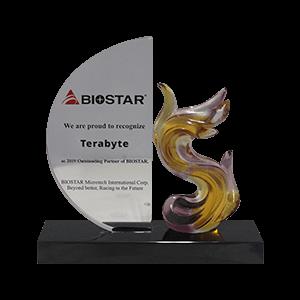 Prêmio Terabyteshop Biostar