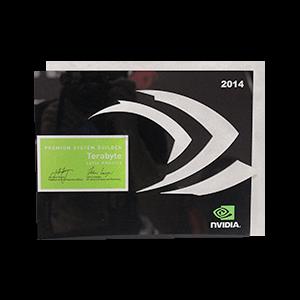 Prêmio Terabyteshop Nvidia