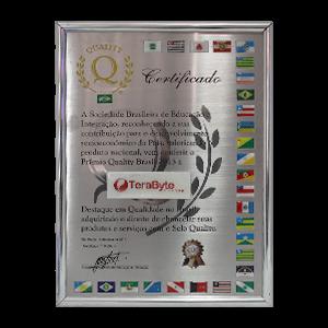 Prêmio Terabyteshop Quality