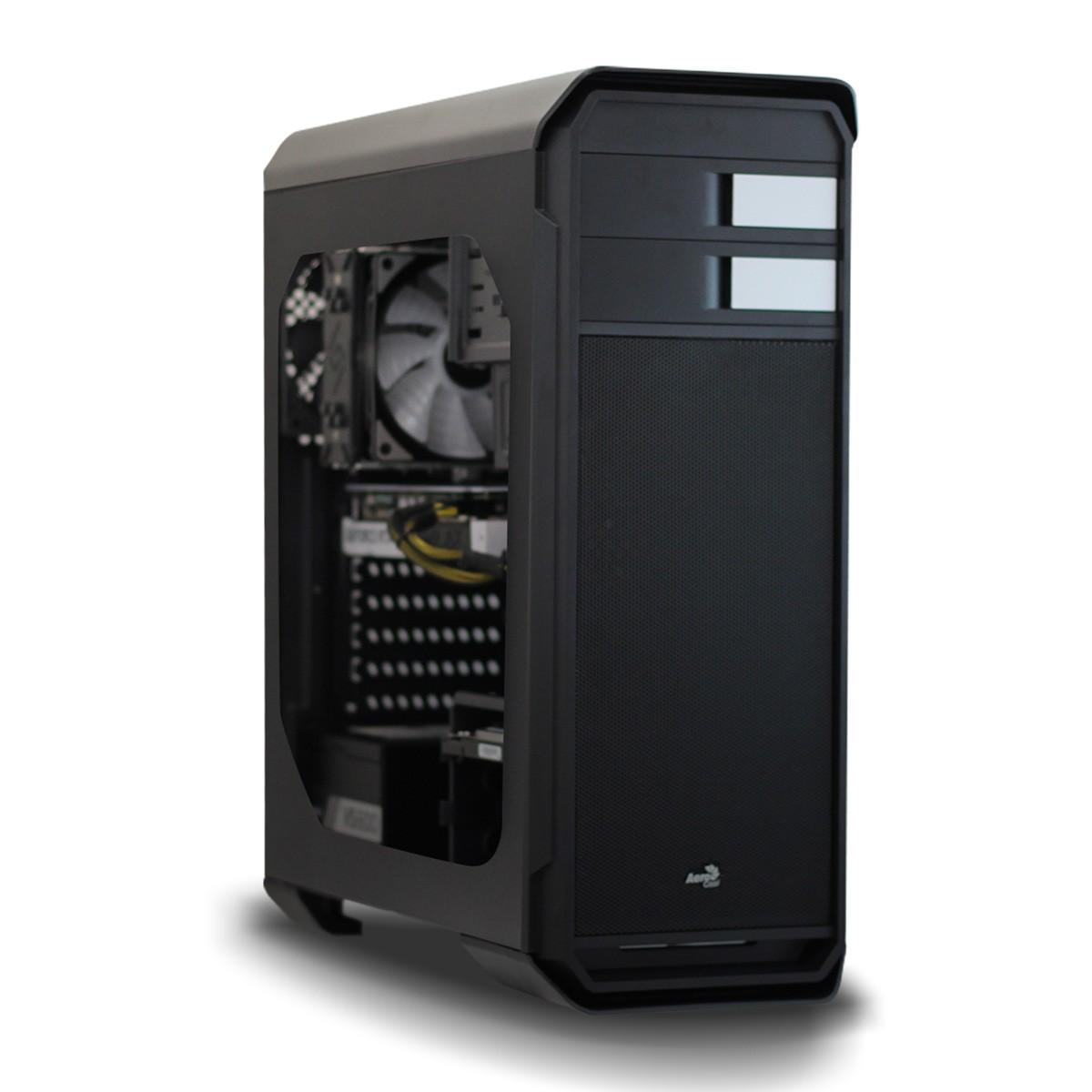 Pc Gamer Super Tera Edition AMD Ryzen 5 2600X / GeForce RTX 2060 Super / DDR4 8GB / HD 1TB / 600W