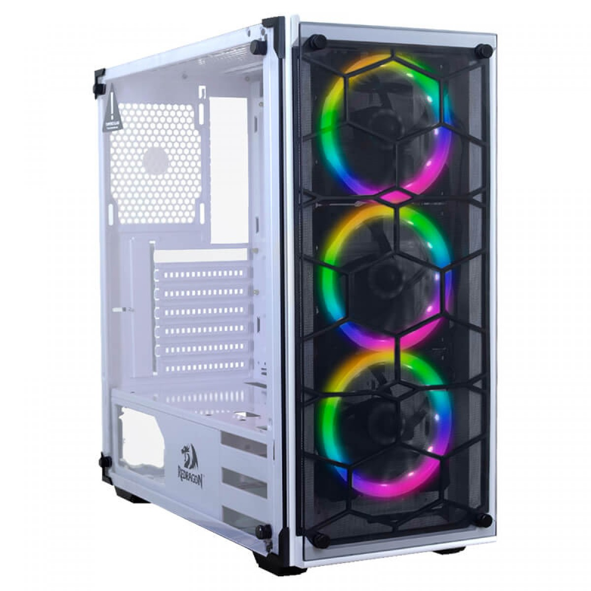 Pc Gamer Super Tera Edition AMD Ryzen 5 3600X / GeForce RTX 2060 Super / DDR4 8GB / HD 1TB / 600W