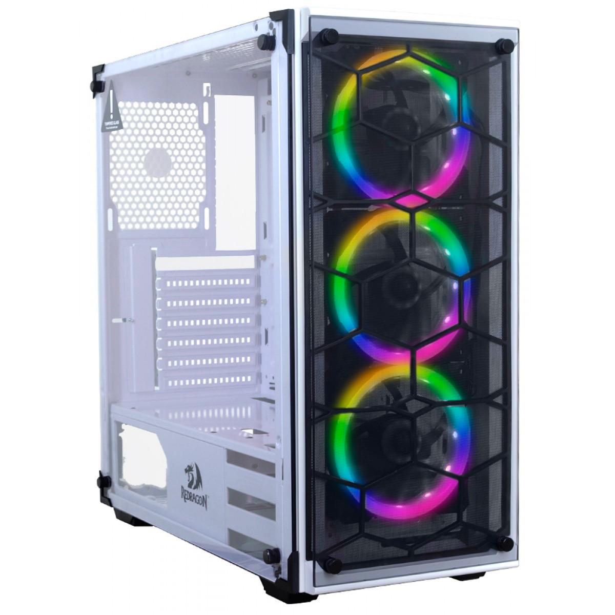 Pc Gamer T-Blade LVL-1 Intel Core i5 10400F / Radeon RX 570 4GB / DDR4 8GB / HD 1TB / 500W