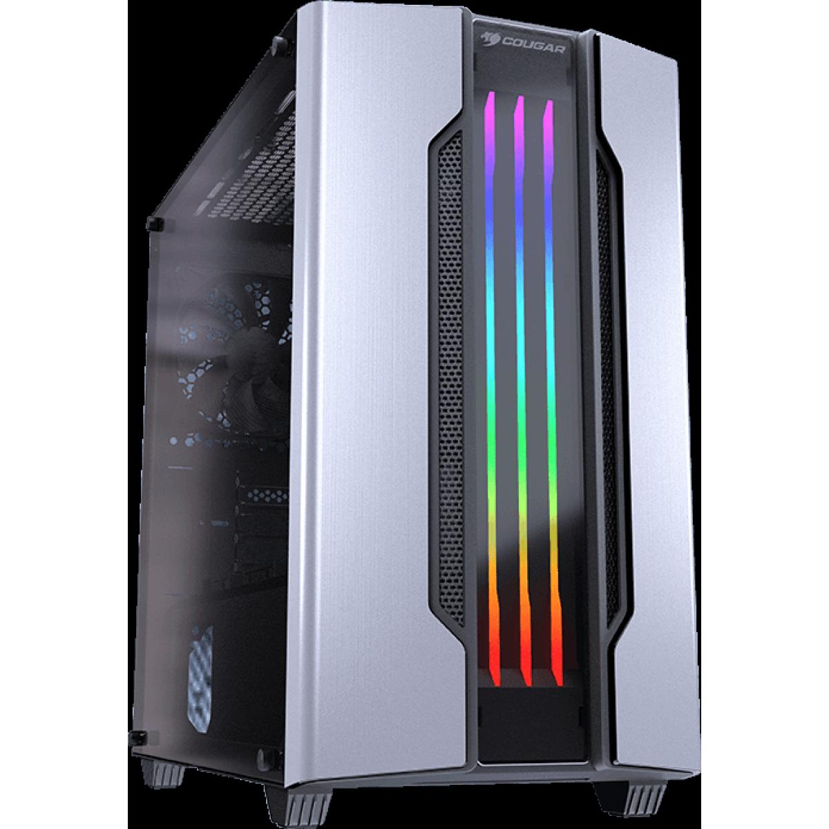 Pc Gamer T-Moba Dominator Lvl-3 Intel I3 9100F / Geforce GTX 1650 4GB / DDR4 8GB / HD 1TB