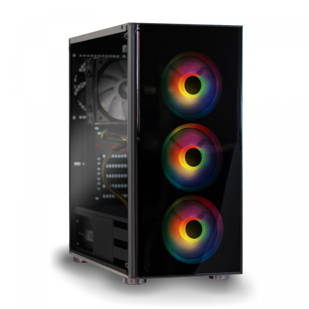 Pc Gamer T-Power Destroyer Lvl-5 AMD Ryzen 7 3800X / GeForce RTX 2080 Super / DDR4 16GB / HD 1TB / 600W