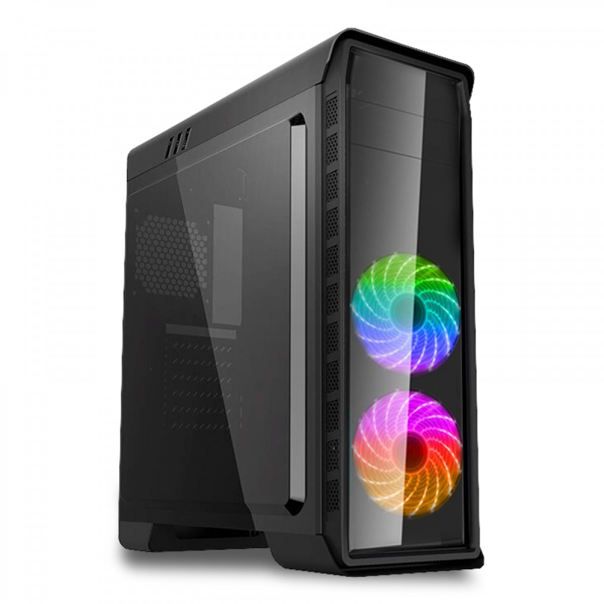 Pc Gamer T-Power Edition Intel I7 8700k / Rtx 2070 8gb / DDR4 8Gb / Hd 1Tb / 600W