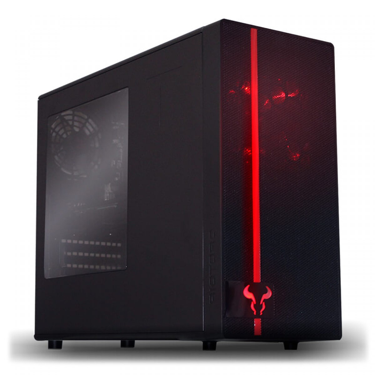 Pc Gamer T-Power Insane Lvl-3 Intel I7 8700k / Geforce RTX 2080 8GB / DDR4 16GB / HD 1TB / 750W