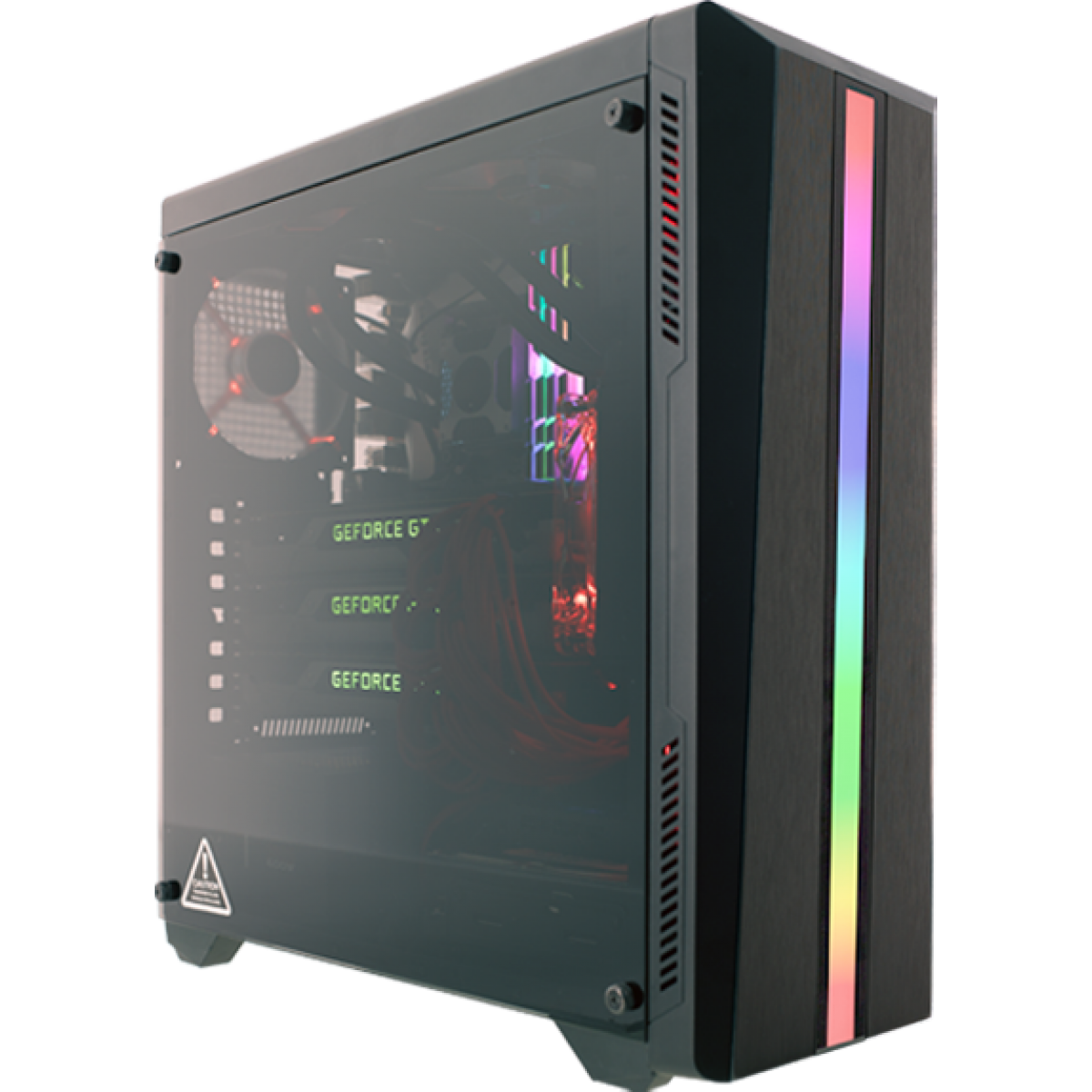 Pc Gamer T-power Special Edition Intel I7 9700K 3.60GHz / GeForce RTX 2080 Ti 11Gb / 8Gb DDR4 / Hd 1Tb / 750W