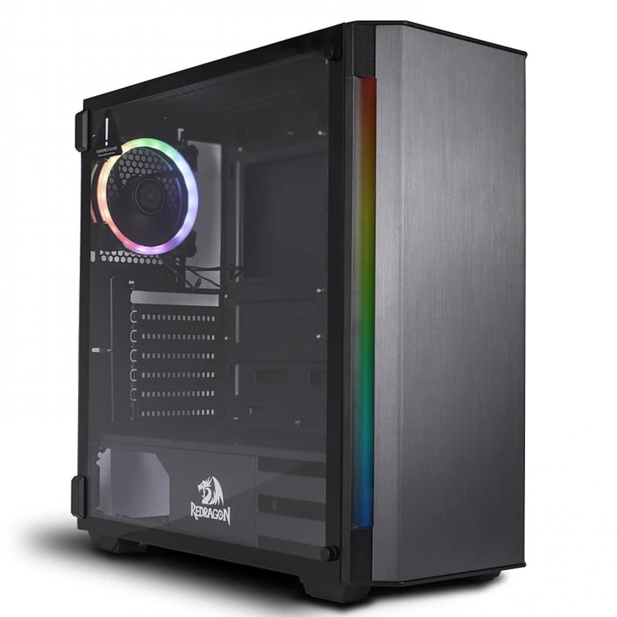 Pc Gamer T-Power Stormbreaker Lvl-2 AMD Ryzen 9 3900X / Geforce RTX 2060 Super / DDR4 16GB / HD 1TB / 700W