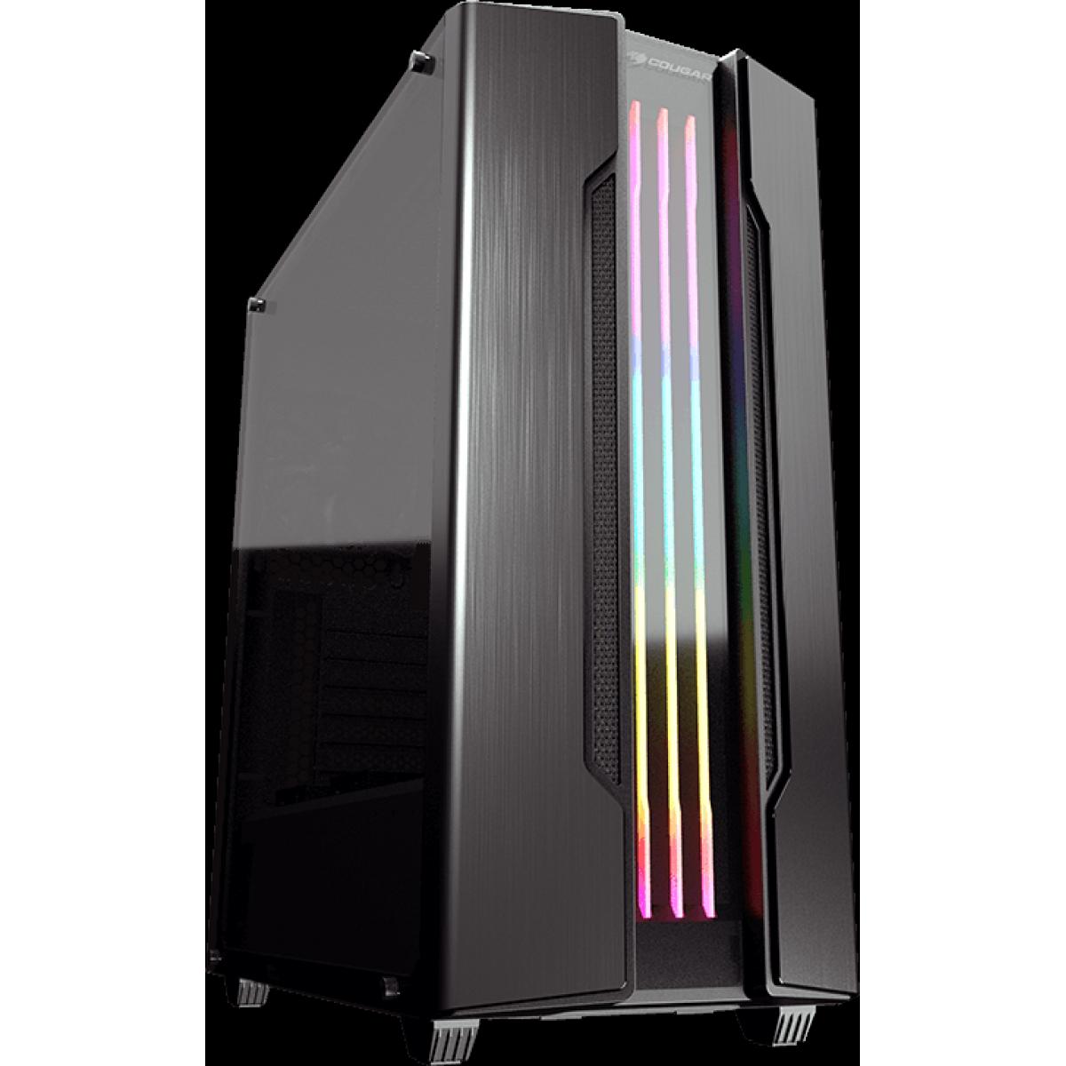 Pc Gamer T-Power Stormbreaker Lvl-4 AMD Ryzen 9 3900X / Geforce RTX 2070 Super / DDR4 16GB / HD 1TB / 700W