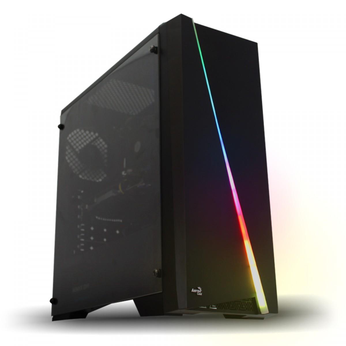 Pc Gamer T-Power Super Warlord Lvl-3 AMD Ryzen 7 3700X / Geforce RTX 2060 6GB / DDR4 16GB / HD 1TB / 600W / RZ3