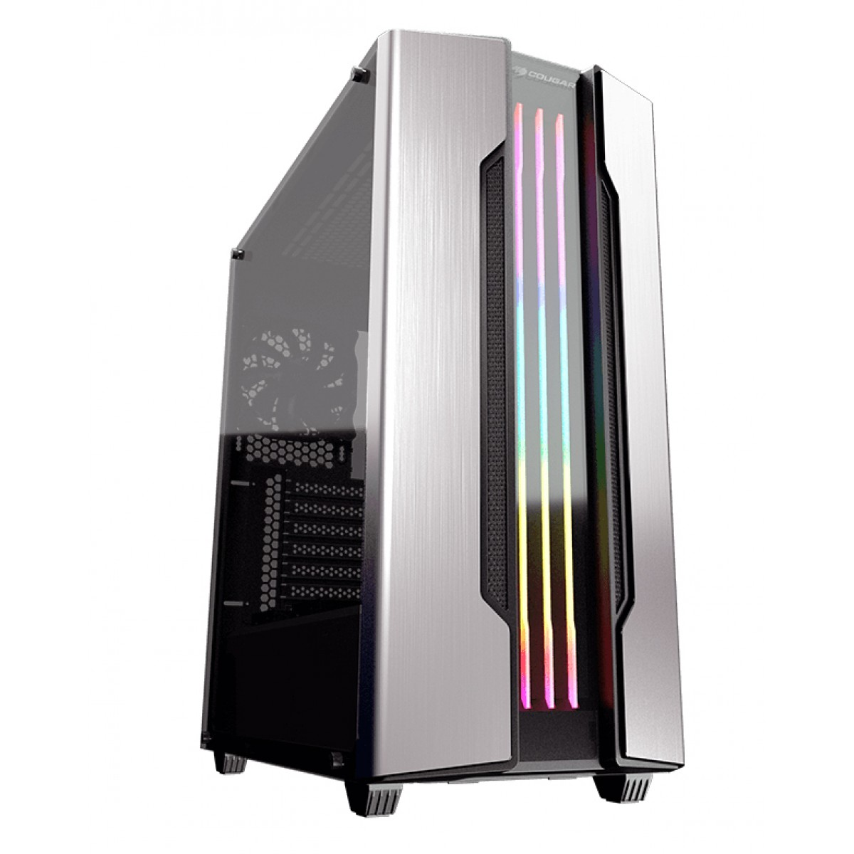 PC Gamer T-Power Captain Lvl-3 Intel I7 9700K 3.60GHz / Radeon RX 5700 XT 8GB / 16GB DDR4 / HD 1TB / 600W