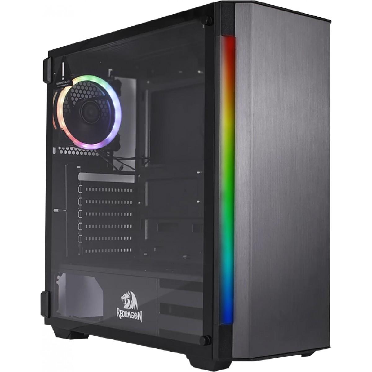 PC Gamer T-Power Captain Lvl-6 Intel I7 9700KF 3.60GHz / Geforce RTX 2080 Ti / 16GB DDR4 / HD 1TB / 600W