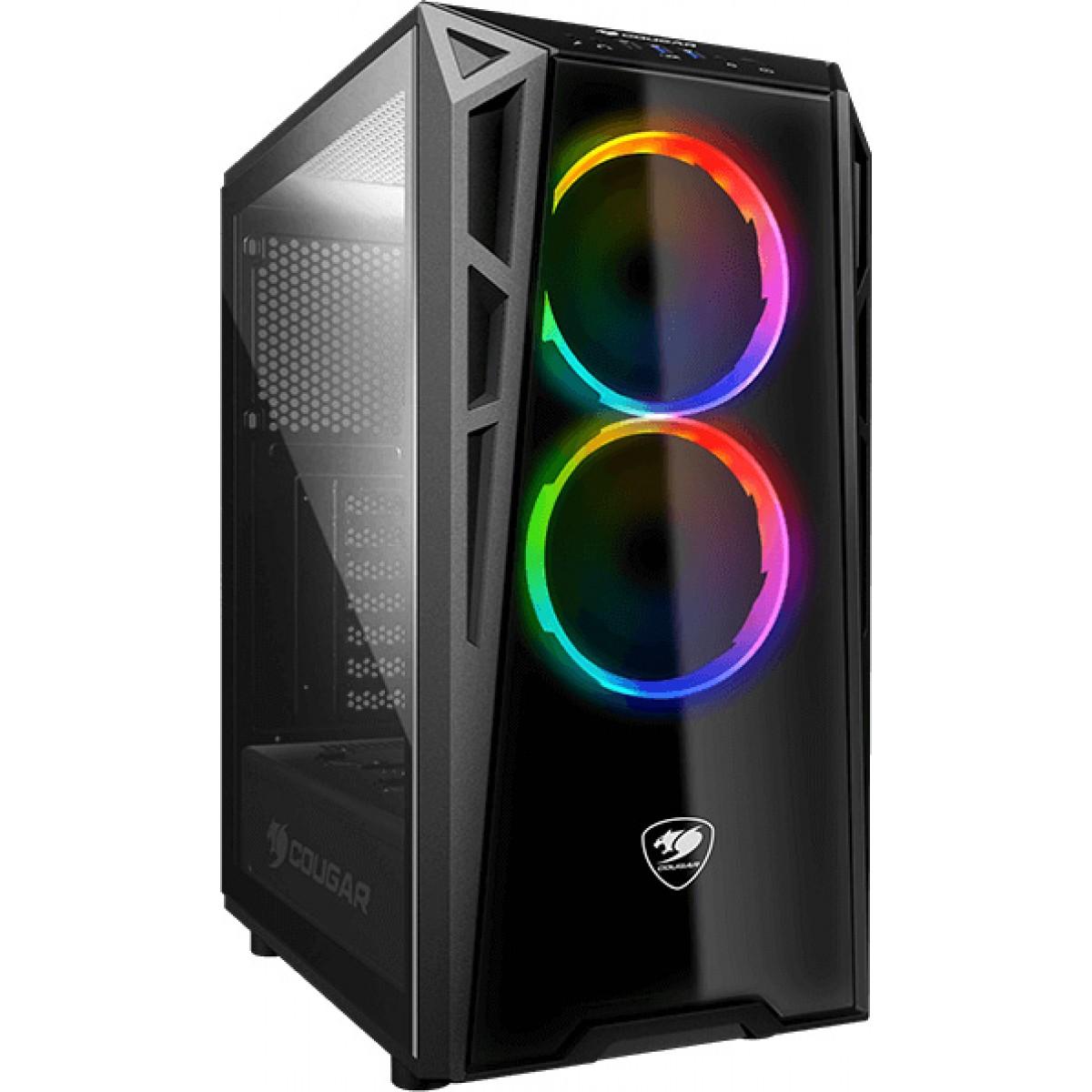 Pc Gamer T-Power Ultra LVL-2 AMD Ryzen 9 3950x / Geforce RTX 2080 Ti / DDR4 16GB / HD 1TB / 750W