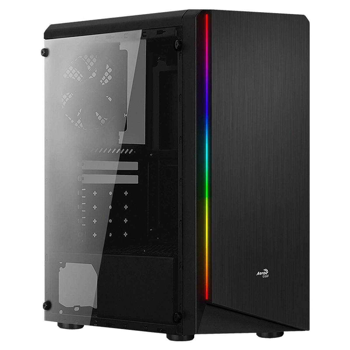 Pc Gamer T-Moba Super Dominator LVL-6 AMD Ryzen 3 3200G / Geforce GTX 1650 4GB / DDR4 8GB / HD 1TB