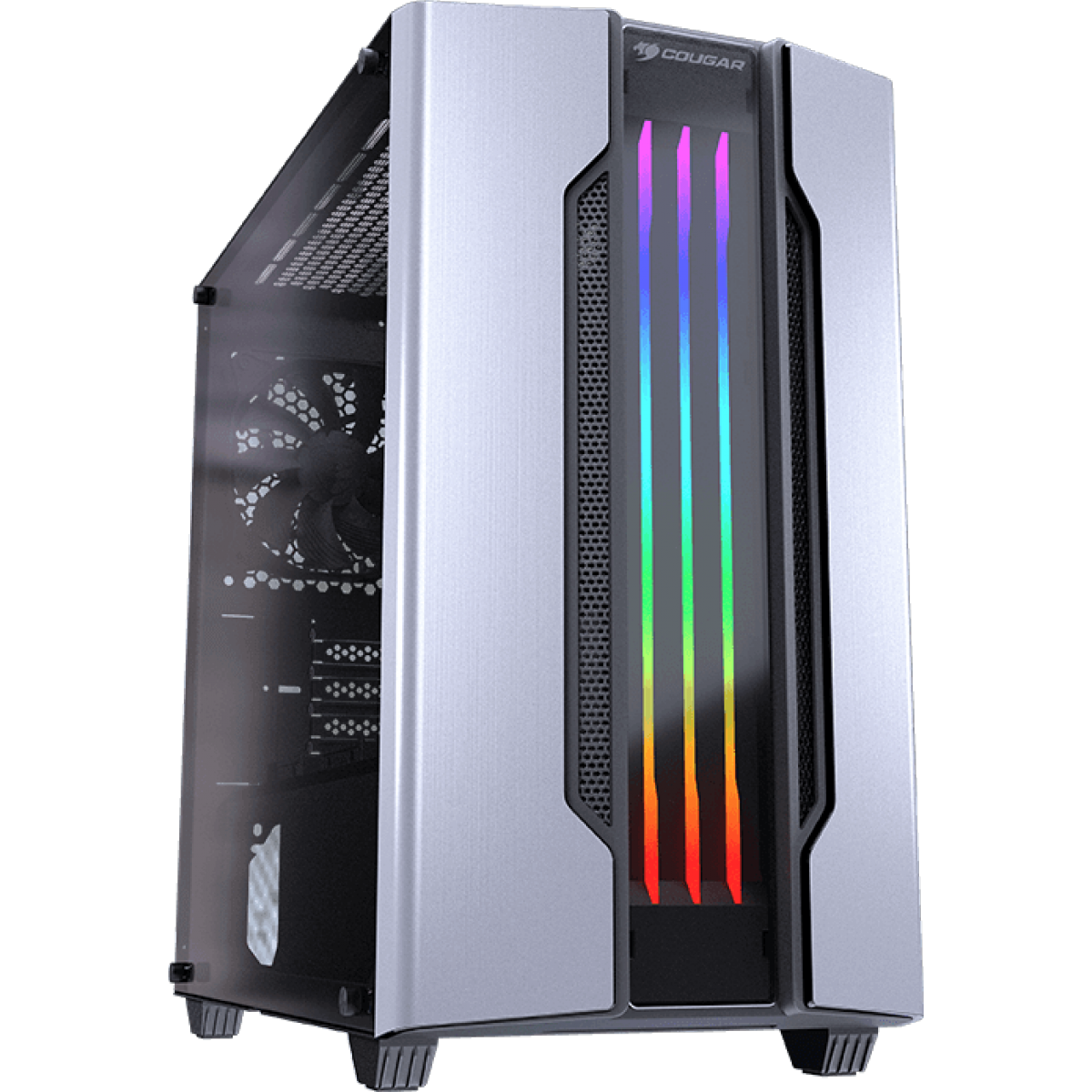 Pc Gamer T-General Lvl-2 Amd Ryzen 5 3600 / Radeon RX 570 4GB / DDR4 8GB / HD 1TB / 500W