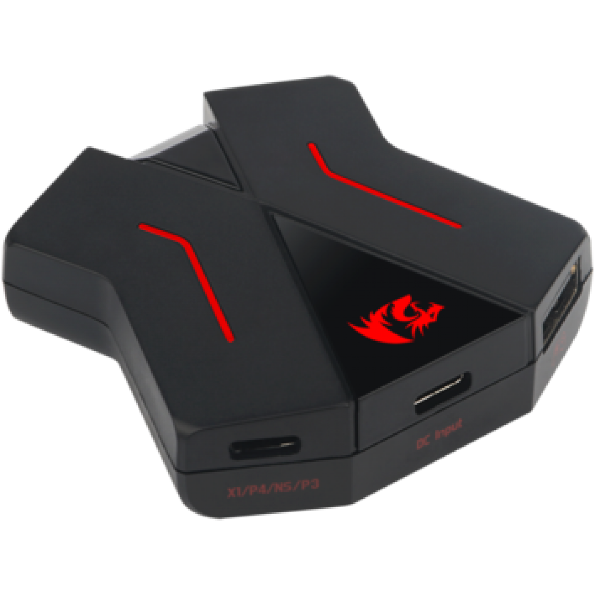Adaptador Redragon para Teclado e Mouse Eris GA-200