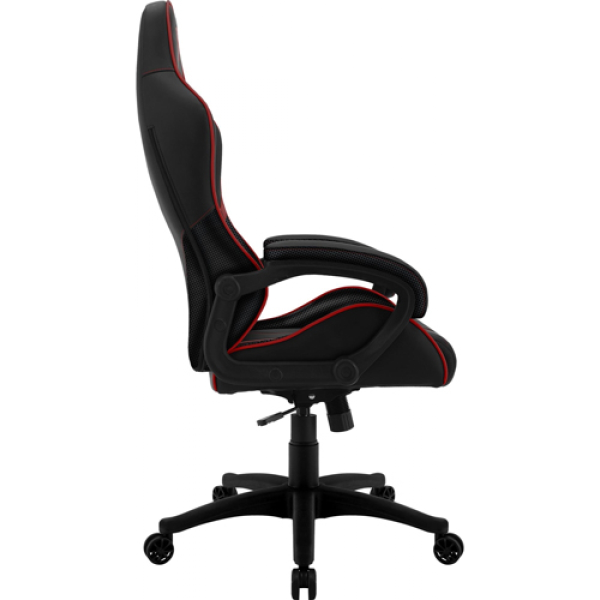 Cadeira Gamer ThunderX3 AIR BC-1, Black-Red