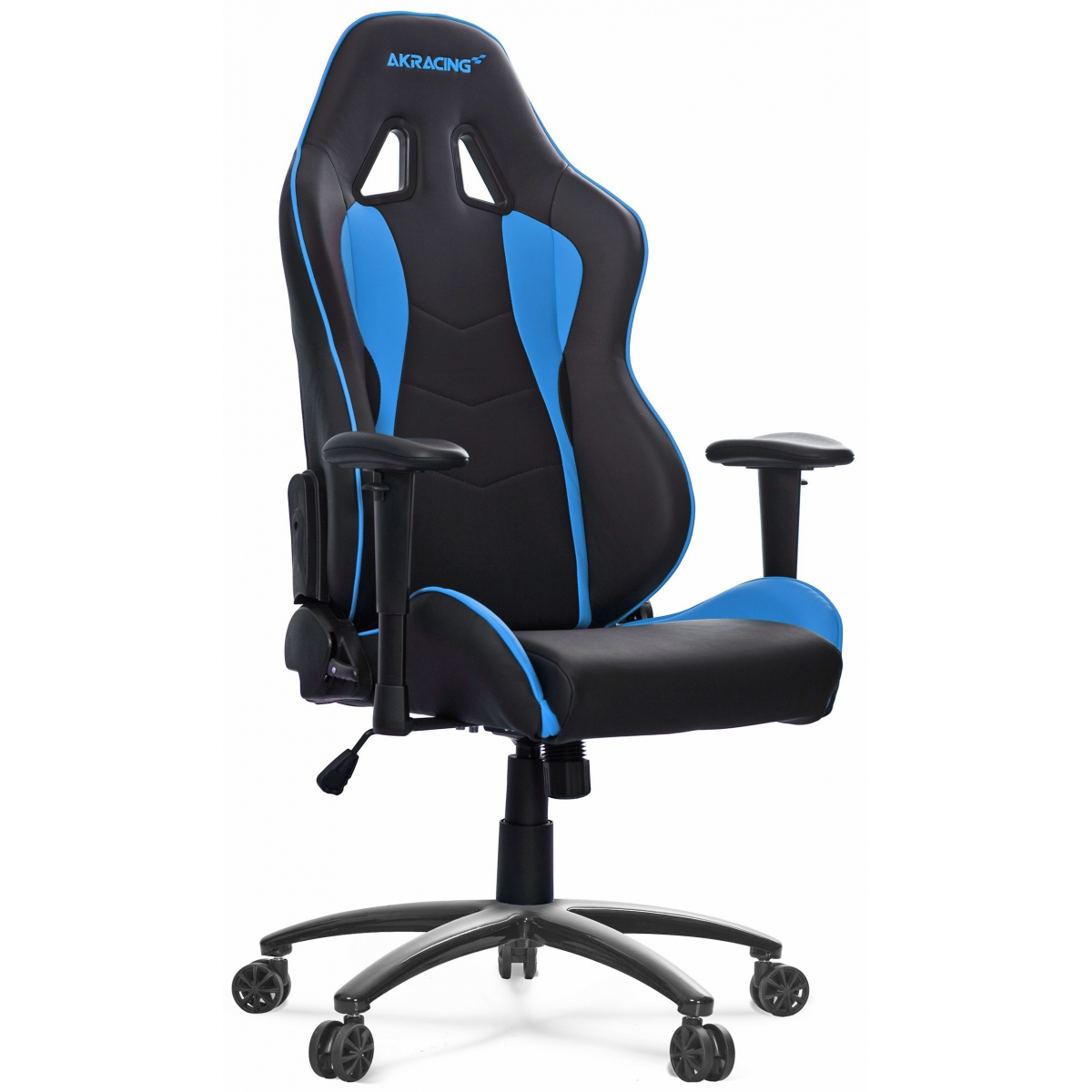Cadeira Gamer AKRacing Nitro, Reclinável, Blue, AK-NITRO-BL