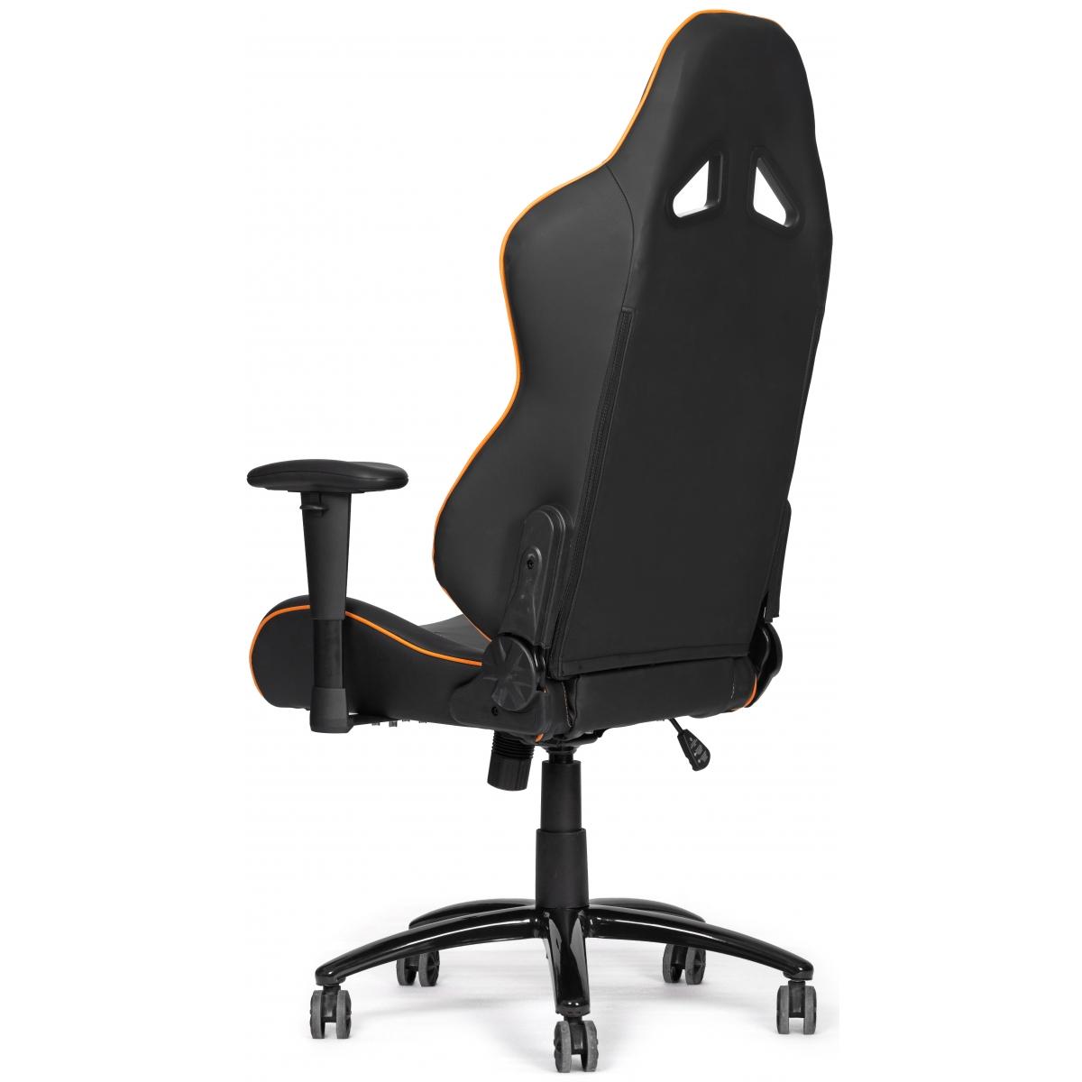 Cadeira Gamer AKRacing Octane, Orange, AK-OCTANE-OR