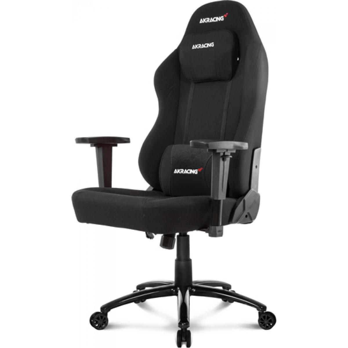 Cadeira Gamer AKRacing Opal Preta