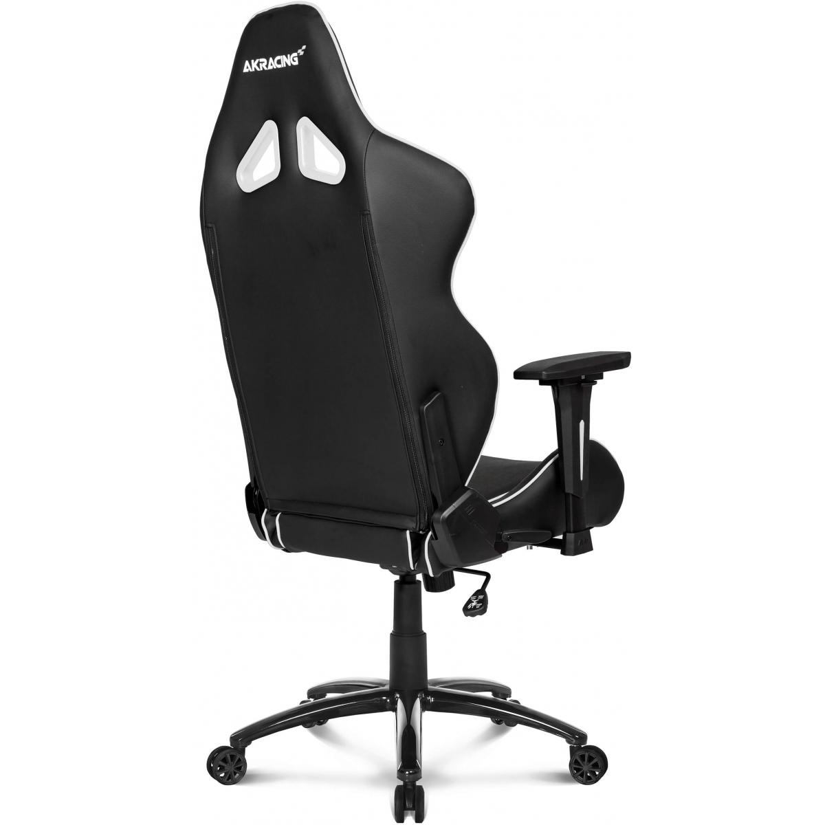 Cadeira Gamer AKRacing Overture, White