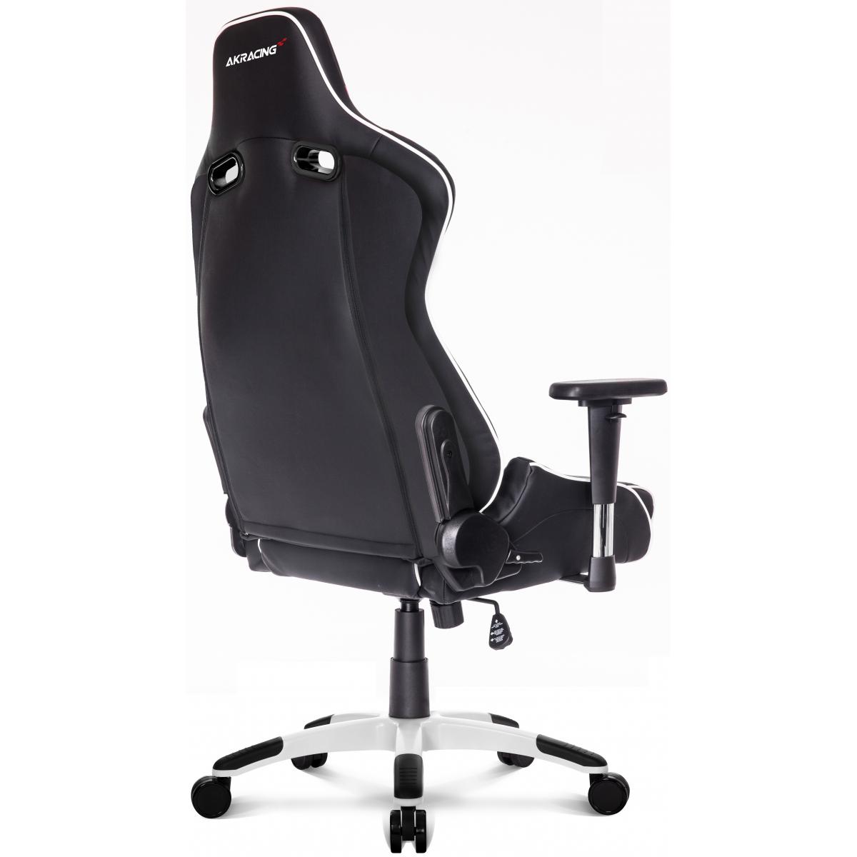 Cadeira Gamer AKRacing ProX, White, AK-PROX-WT