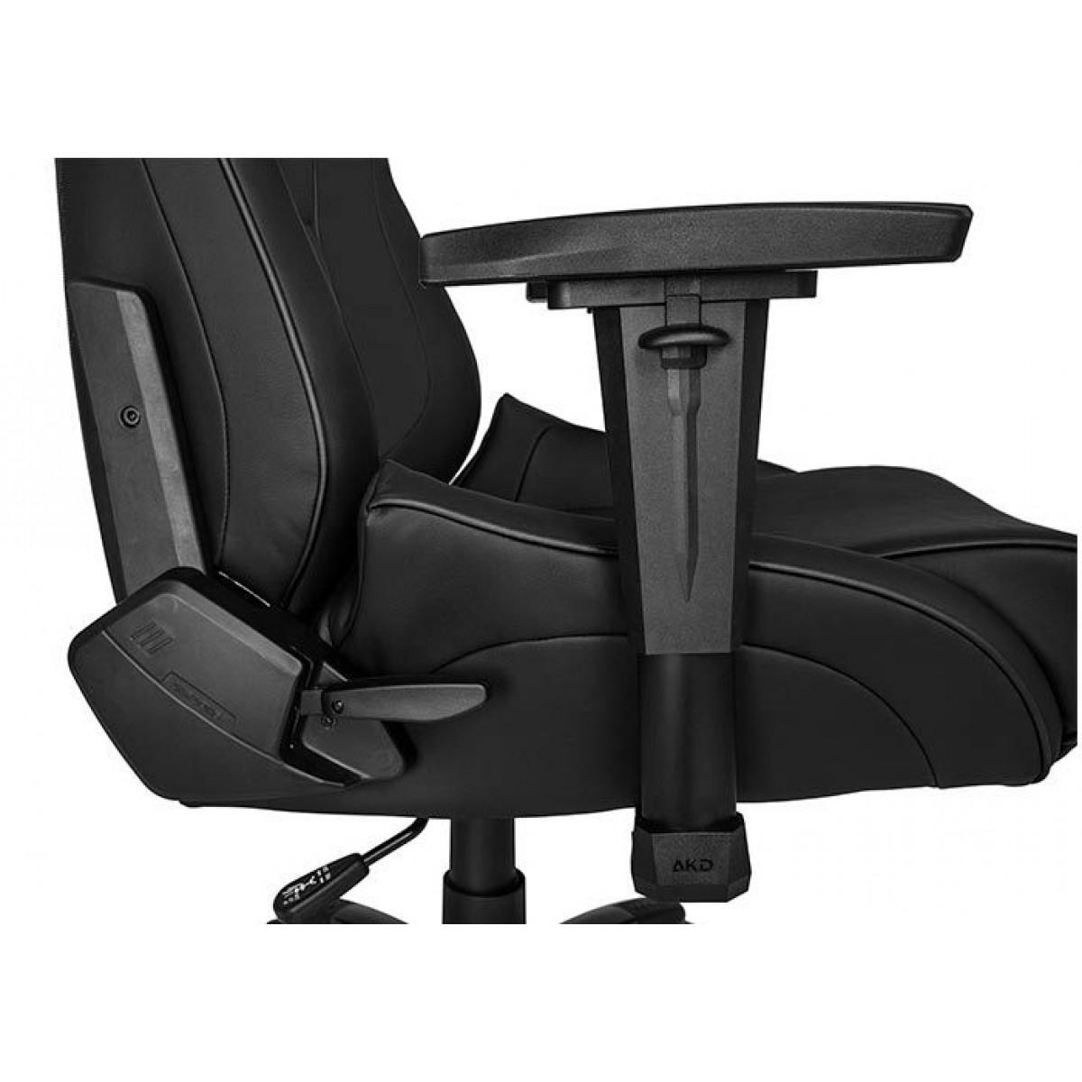 Cadeira Gamer AKRacing, ProX, Reclinável, Black