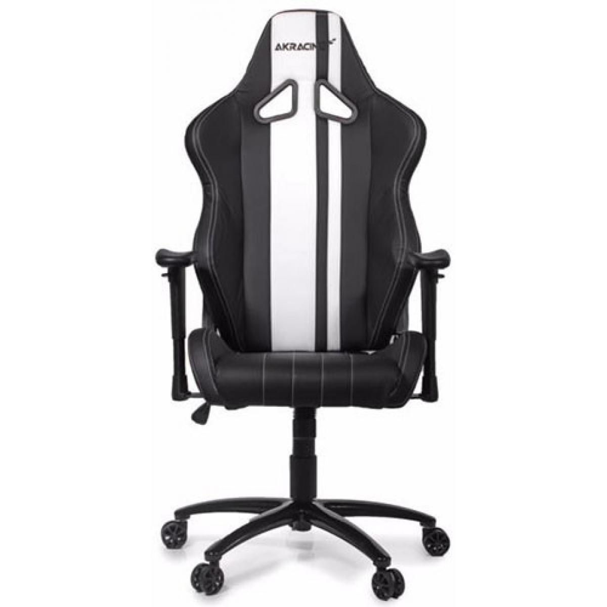 Cadeira Gamer AKRacing Rush, White, AK-RUSH-WT