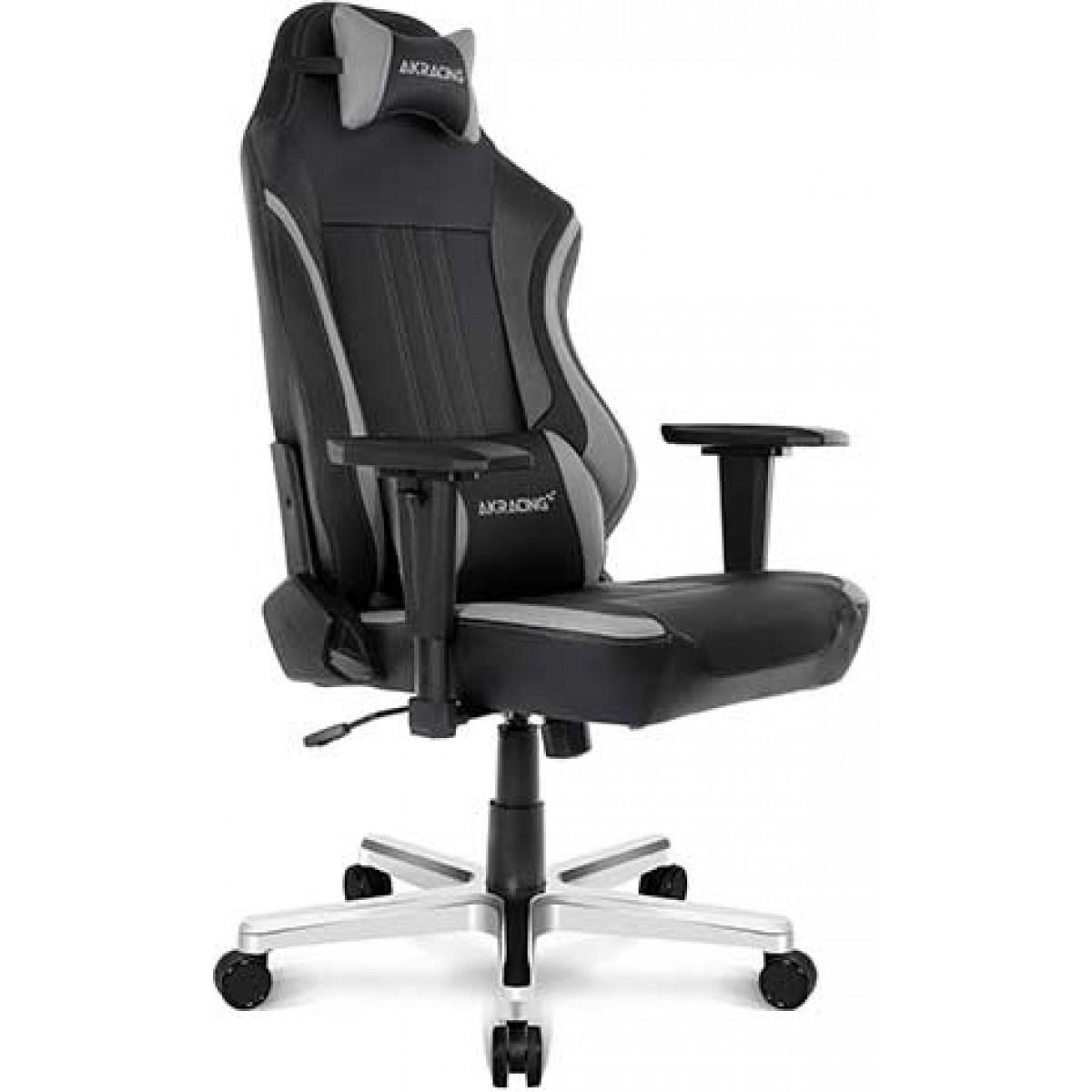 Cadeira Gamer AKRacing Solitude 11071-0 Cinza
