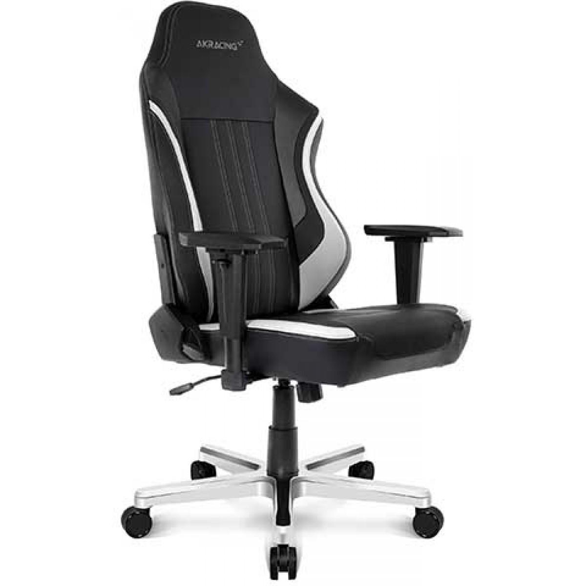 Cadeira Gamer AKRacing Solitude 11072-1 Branca