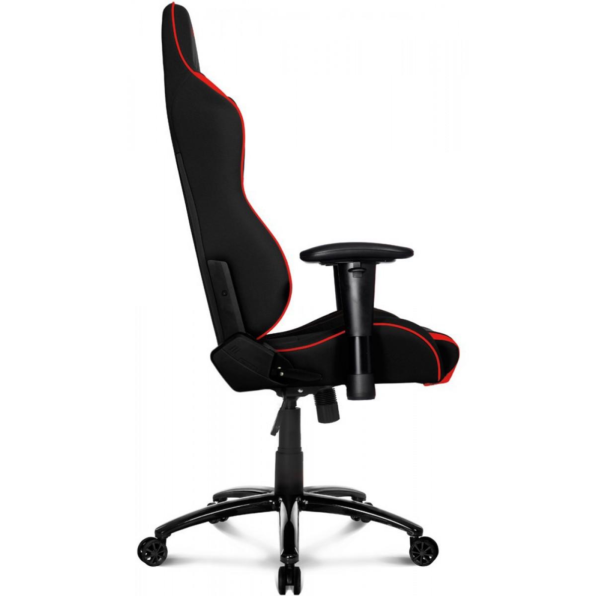 Cadeira Gamer AKRacing Wolf, Reclinável Red 10253-1