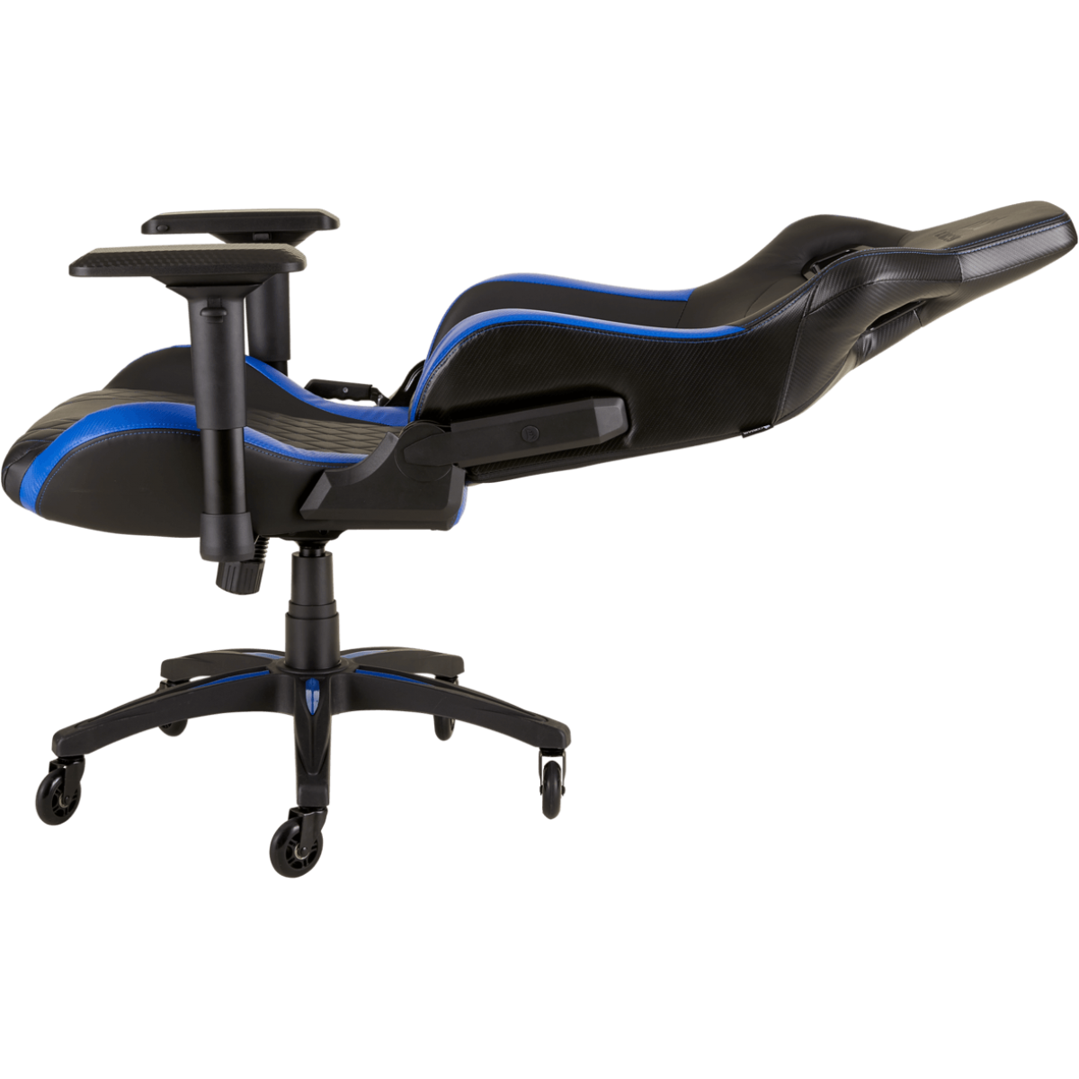 Cadeira Gamer Corsair T1 Race 2018 Edition, Black-Blue, CF-9010014-WW