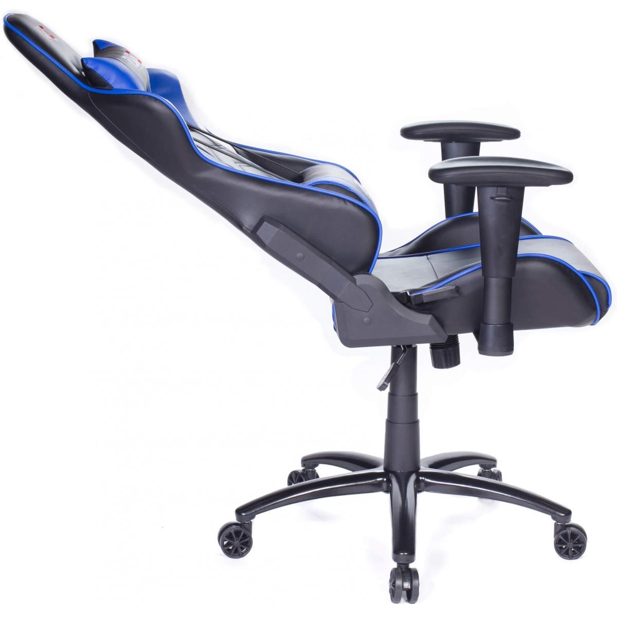 Cadeira Gamer DT3Sports Elise, Black-Blue